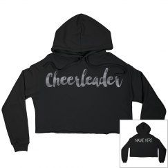 Cheerleader Metallic Custom Design