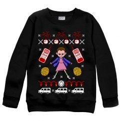 Strange Eleven Ugly Xmas Sweater