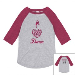 Youth size jersey