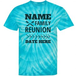 Custom Family Reunion Tees