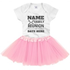 Custom Baby's Family Reunion Design