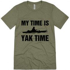 Yak Time Fishing