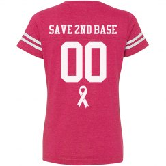 Save Second Base Cancer