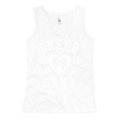 Cheer Camp Customizable Girl's Tanks