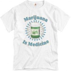 Marijuana Is Medicine