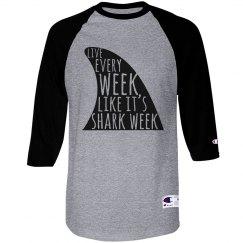 Shark Week Fin