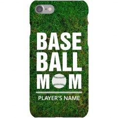 All Over Print Custom Baseball Mom