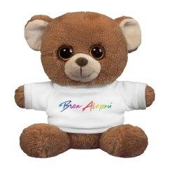 Brea Alepoú Bear HUG
