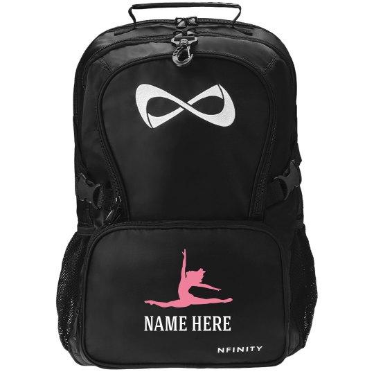 Personalized Nike Dance Bag Nike Premium Performance Backpack Bag c224ed5352c26