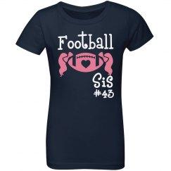 Football Sis tee