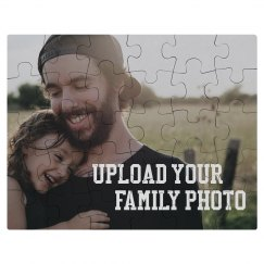 Personalized Family Photo Puzzles