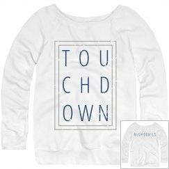 ZHS Touchdown