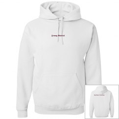 Granny Material sweatshirt.