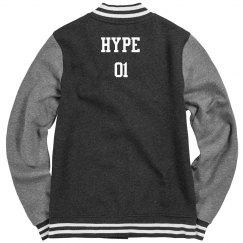 J Hype Varsity Jacket