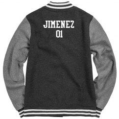 Mikey Jimenez Varsity Jacket