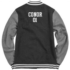 Michael Conor Varsity Jacket
