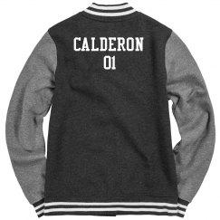 Sergio Salderon Varsity Jacket