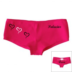 underwear with love