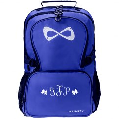 Create a Custom Monogram Nfinity Backpack