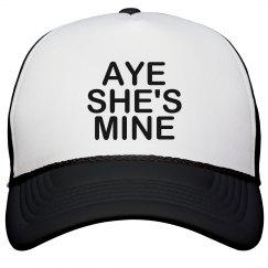 Aye She's Mine Hat