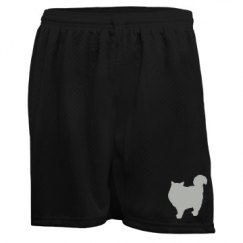 Kitty Workout Shorts