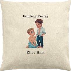 Finding Finley Pillow