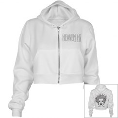 Hvn Hi jacket - white or menthe