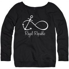 Navy RR sweatshirt