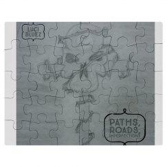 Luci Bluez Paths, Roads, Imperfections Album Puzzle