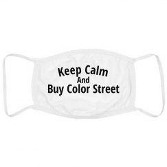 Keep Calm Mask 2