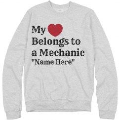 Belongs to a Mechanic