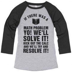 Word to Your Math Teacher