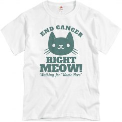 Ovarian Cancer Cat