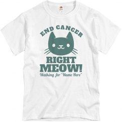 Ovarian Cancer Cat