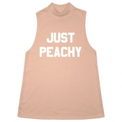 Just Peachy Trendy Halter