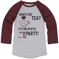 2019 Tea Party Shirt