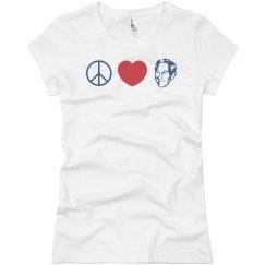 Peace Love Paul