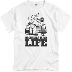 Mechanics is my life