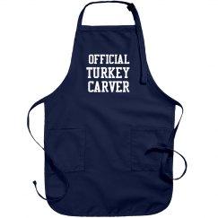 Official Turkey Carver Apron