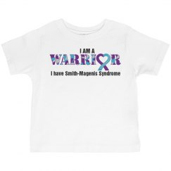 Warrior_Toddler Tee