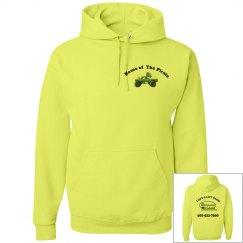 Unisex Neon Sweatshirt