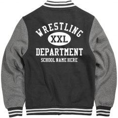 Wrestling Sports Dept