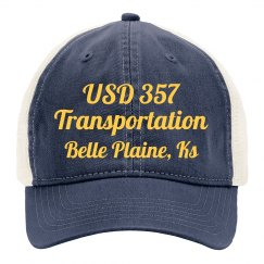 Bus Driver Hat