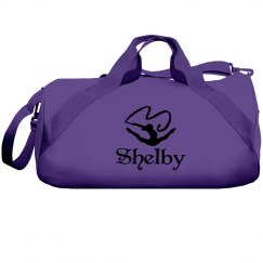 Gymnastics dance bag