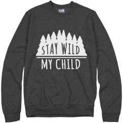 Stay Wild Sweater