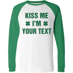 St. Patty's Custom Long Sleeves