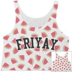 Cute Yay It's Friday