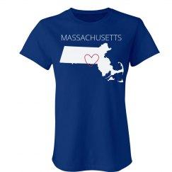Massachusetts Tee