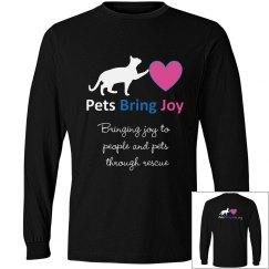 Bringing Joy Long Sleeve Black