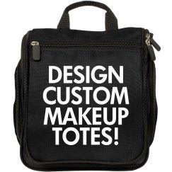 Design a Makeup Bag Tote